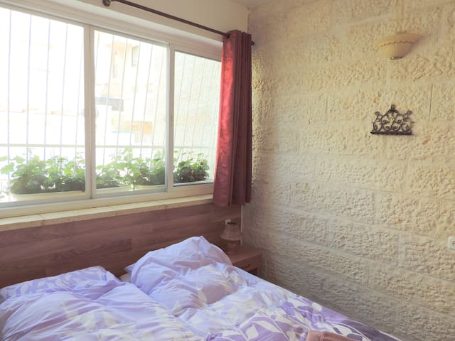 Vacation Apartment - Religious Area - Ramat Shilo, Ramat Bet Shemesh Aleph - Leilighet