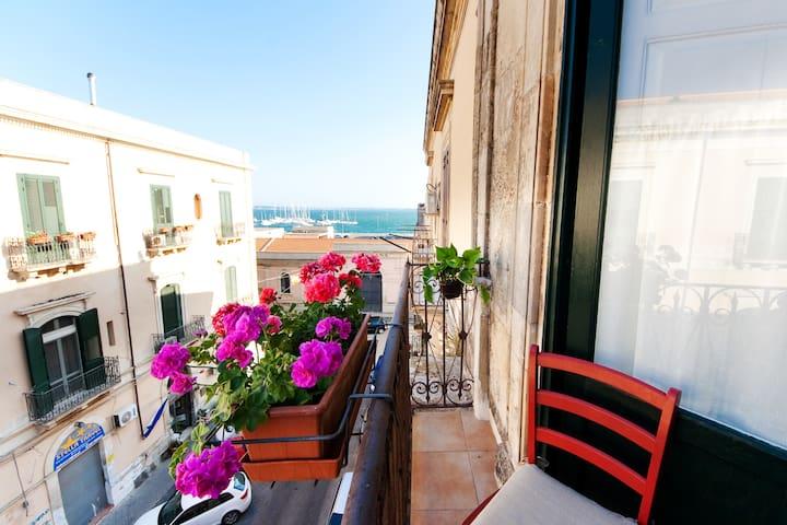 the best Sicilian holidays.Siracusa - Syracuse - Leilighet