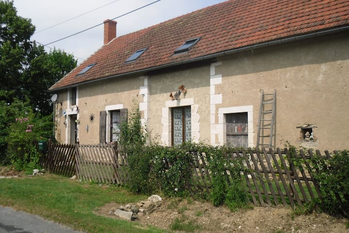 Come to Butterfly House (Papillon) - Maisonnais - Hus