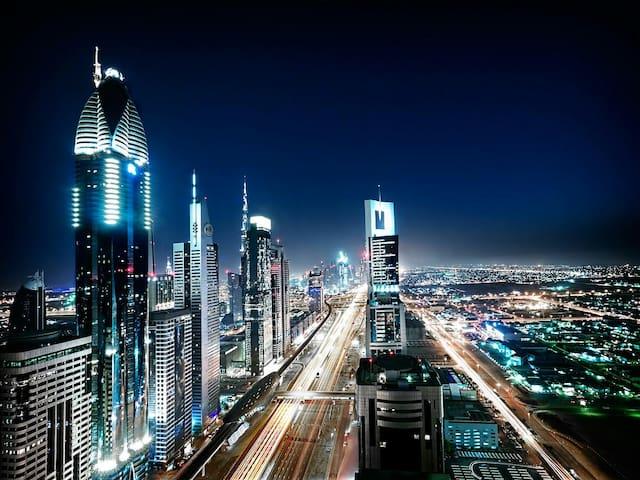 bed space in heart of Dubai by metro station - Dubai - Departamento