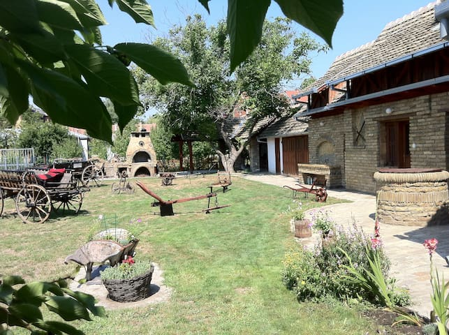 "village ""ETHNO HOUSE LEJA"" - Crvenka - Hus"