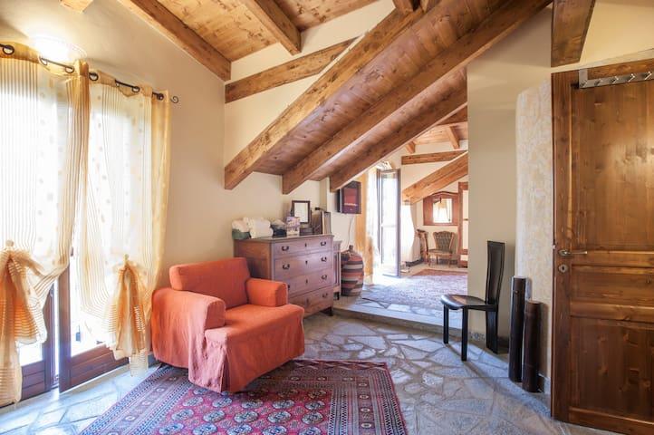 Appartamento in #villa vista Langhe - Bubbio - Daire