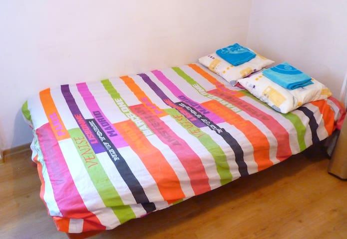 1 room flat,3 guest,Sakala 1 - Kohtla-Järve - Daire