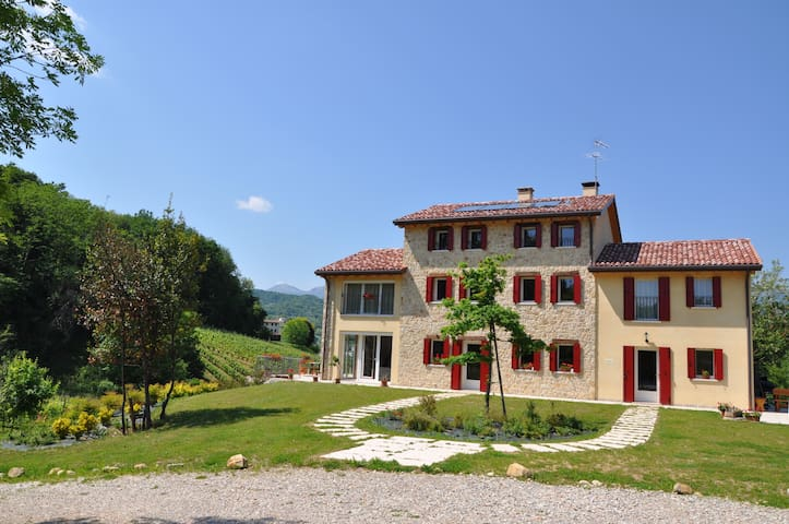 The Nature meet the culture - San Pietro di Feletto - Bed & Breakfast