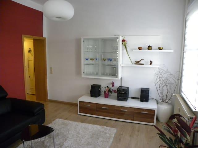 Ruhige möblierte 2-Raum-Wohnung - Chemnitz - Departamento