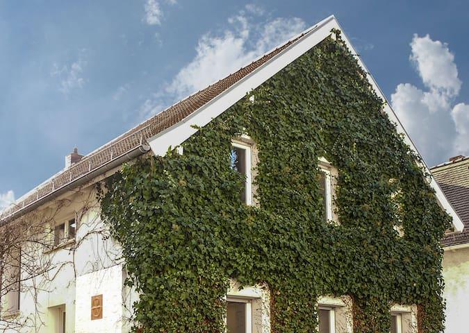 Gruppenhaus Darmstadt - Darmstadt - Talo