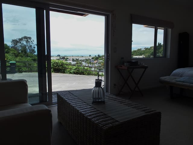 Modern, luxury apartment with sea views - Christchurch - Appartement