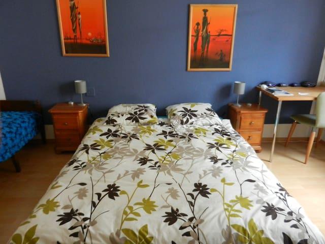 Private room in the center of Biel - Biel/Bienne