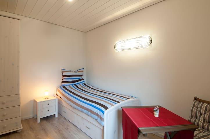Modern ausgestattetes Einzelzimmer - Werdohl - Dům