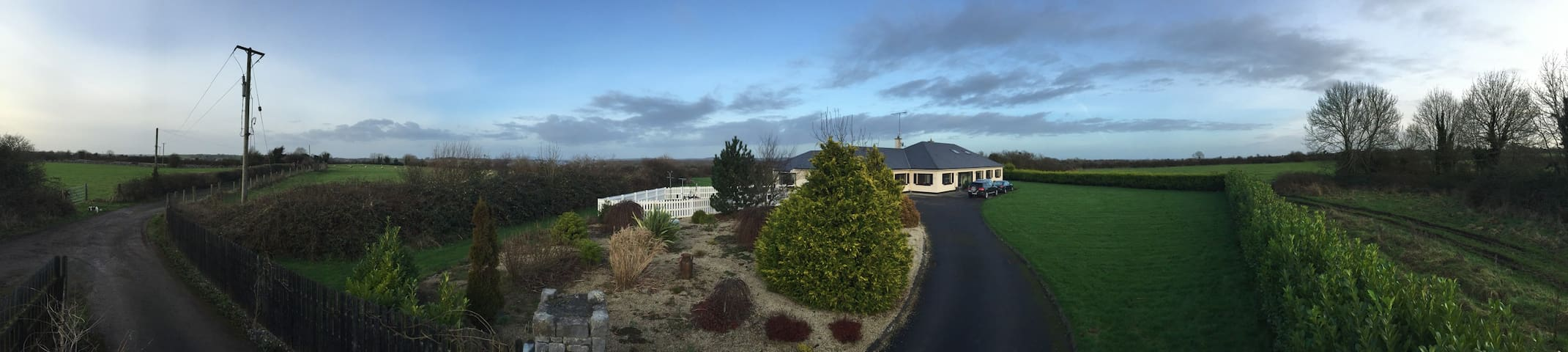 Historical retreat by the Shannon - Lecarrow - Bed & Breakfast