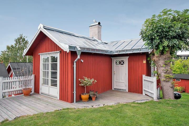 Vaxholms seaview cottage in central Vaxholm - Vaxholm - Huis