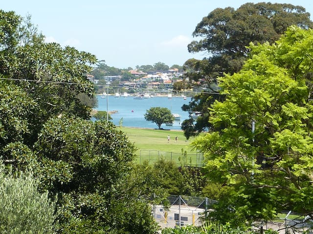 Rooms with a view in Rozelle Sydney - Rozelle