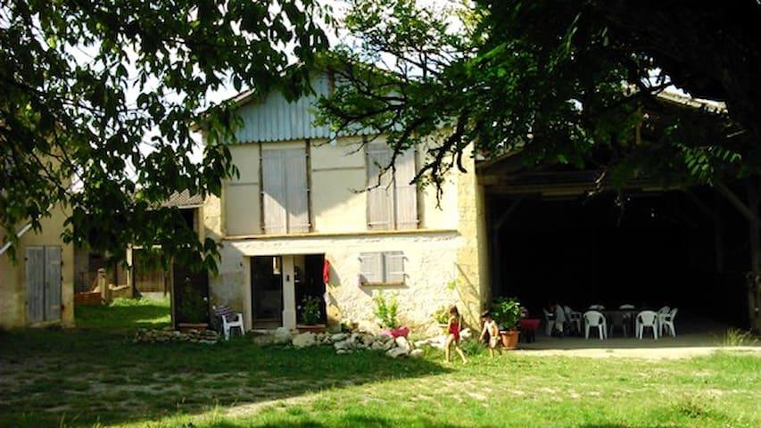 Gîte indépendant à Marides Lectoure - Marsolan - Haus