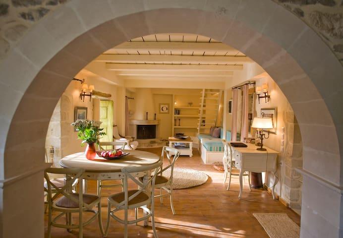 Villa Aer - Maronia - Sitia - Rumah