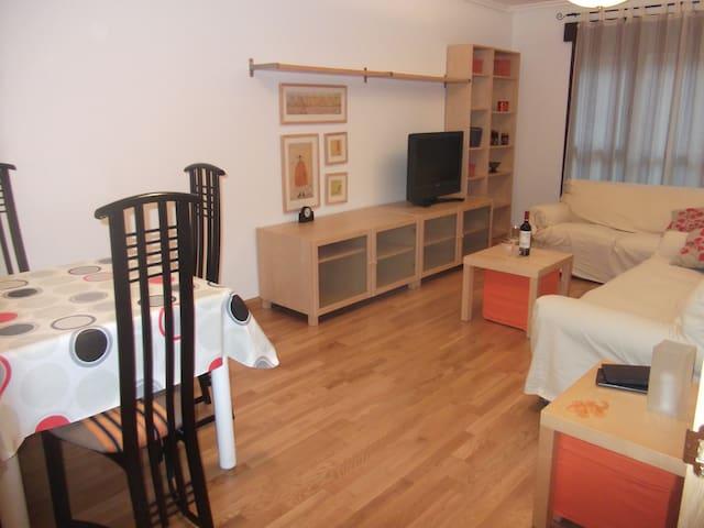 Acogedor apto. a 1 km de Ezcaray - Zorraquín - Appartement