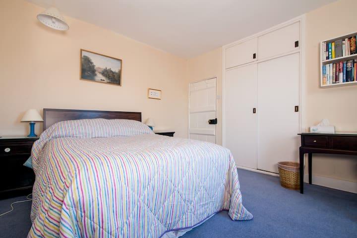 Ivy House 111 Graham Rd Malvern dbl room shd bath - Great Malvern - Casa