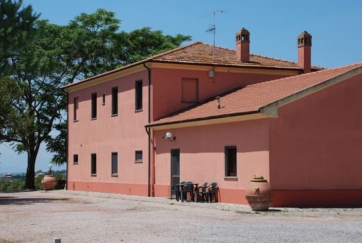 Apartment 100 sqm and swimming pool - Magliano in Toscana - Appartement