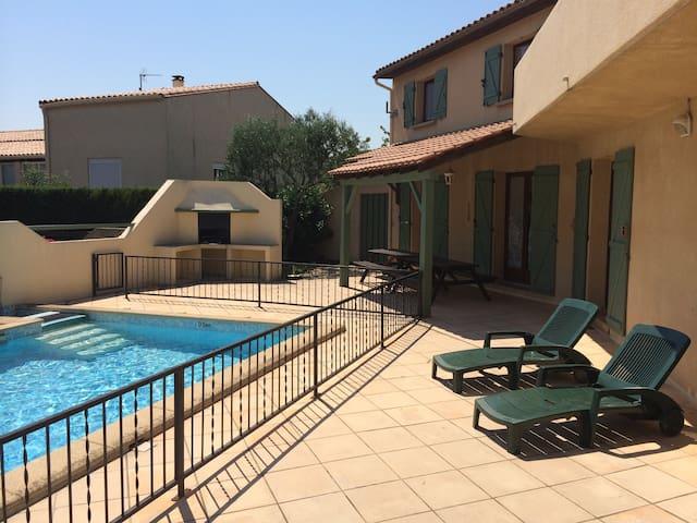 5 bed villa, private pool & views - Saint-Jean-de-Barrou - Villa
