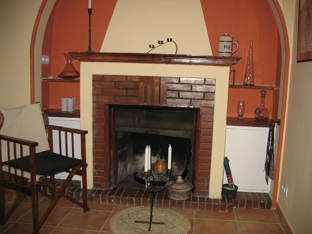 Romantic house in the Winedistrict - Vilafranca del Penedès