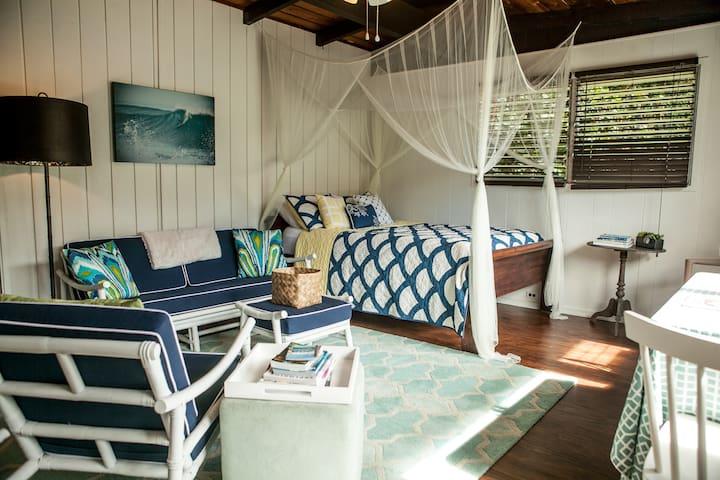 Sweet Studio surrounded by Nature - Kaneohe - Casa