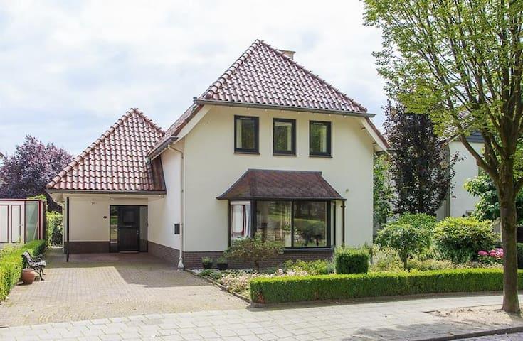 Luxe woning op unieke locatie. - Ootmarsum - Haus