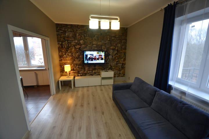 Квартира с видом на море  - Пионерский