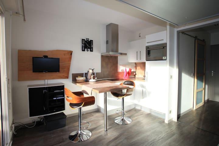 Studio calme Cambo-les-bains - Cambo-les-Bains