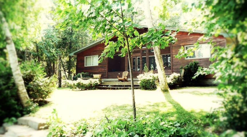 Cottage on Lake Simcoe, Ontario - Ramara - Kisház