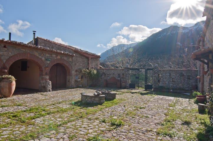 Chalet in montagna Casa delle Volpi - Collesano - Chalet