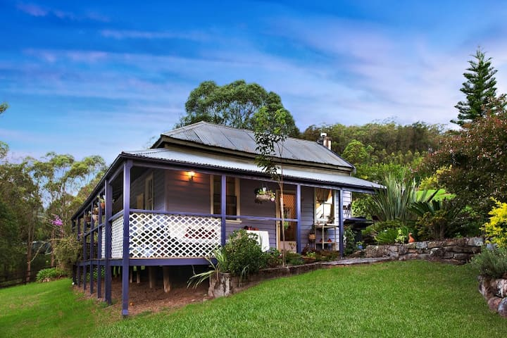 Charlies Cottage in Yarramalong - Ravensdale - Maison