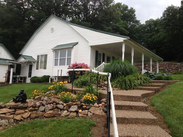 Pheasant Valley Farms - Fillmore - Maison