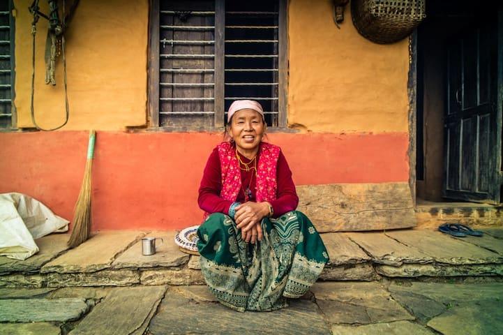Village Homestay Panchase - Pokhara - Damdame Village, Kaski District