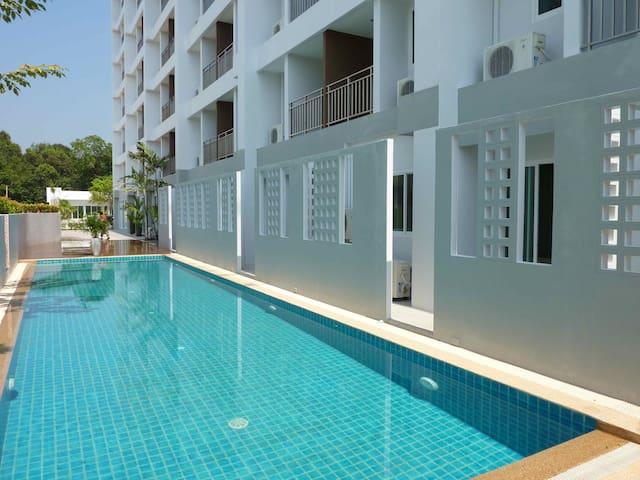 Ao Nang Pool Apartment - Ao Nang - アパート