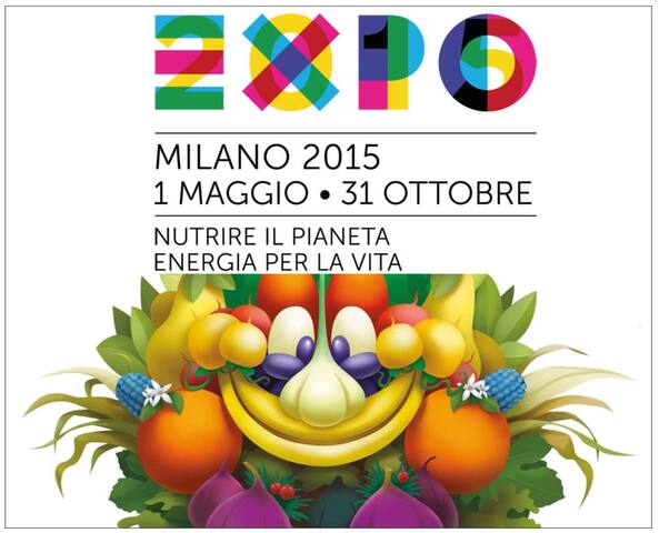 Milan EXPO - 15' by train - Magenta - Appartement