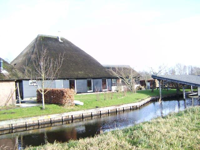 The Appelhof - Giethoorn - Leilighet