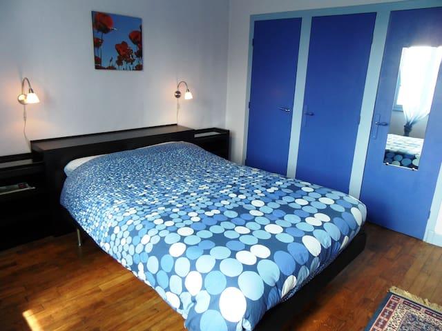 Domaine du Sable. INCL BREAKFAST! - Saint-Julien-aux-Bois - 家庭式旅館