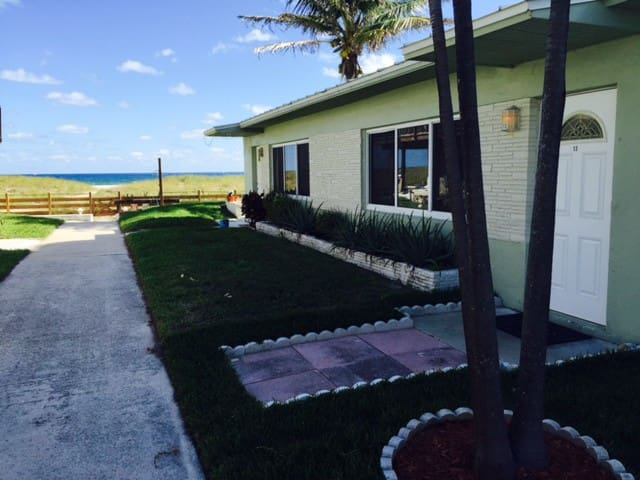 Pompano Beach Private Ocean Cottage - Pompano Beach - Hus