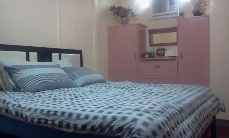 Apartment studio in Lucena City, PI - Lucena - Apartament