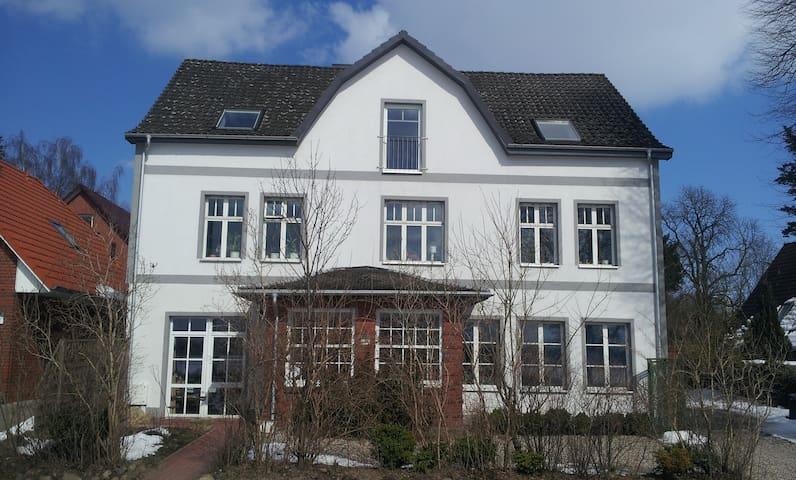 Schöne Ferienwohnung bei Hamburg - Tremsbüttel - Daire