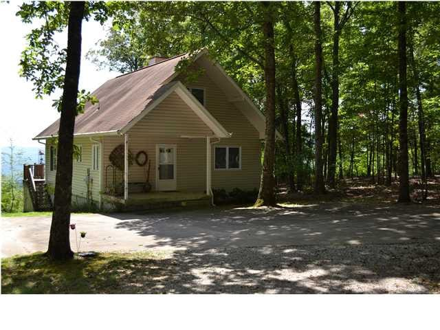 Bluff cottage with fabulous view  - Sewanee