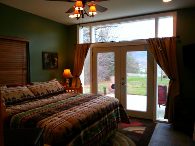 Stunning views!-Breakfast included! - Sevierville - Bed & Breakfast