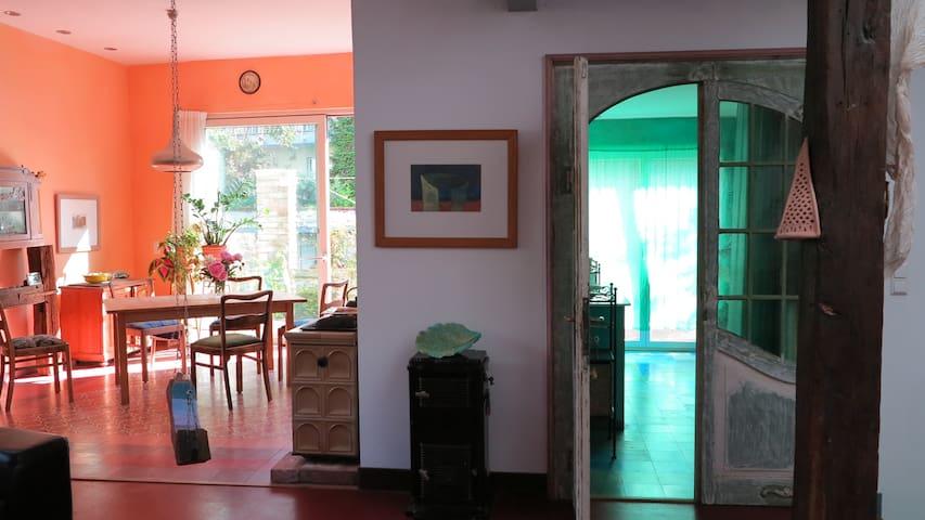 Privatzimmer in Designerhaus - Rheinzabern