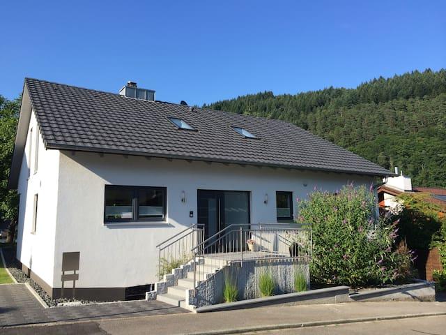 Holiday apartment - Jung - Hirschhorn (Neckar) - Daire