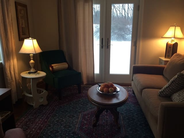 Seacoast 1 Bedroom on the River - Dover - Apartmen