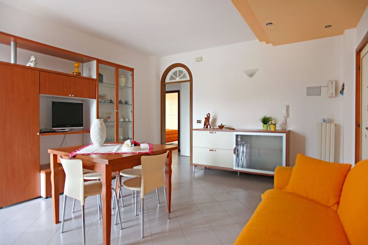 Cozy apartment near the sea - Porto San Giorgio