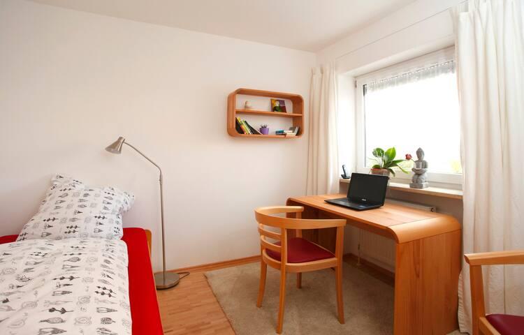 Ein schnuckeliges Zimmer...  - Eckental - Дом