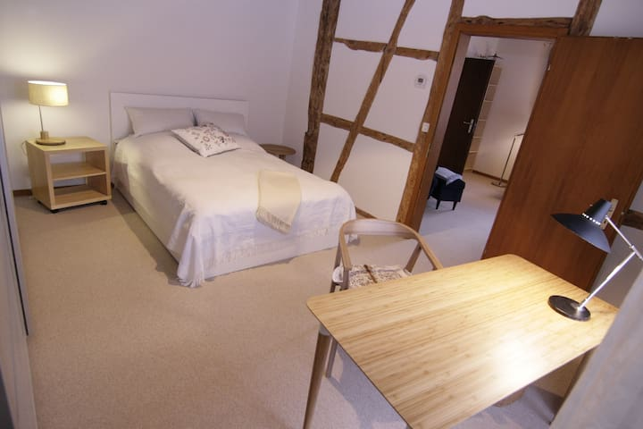 cosy quiet 2room flat near Basel - Münchenstein - Leilighet