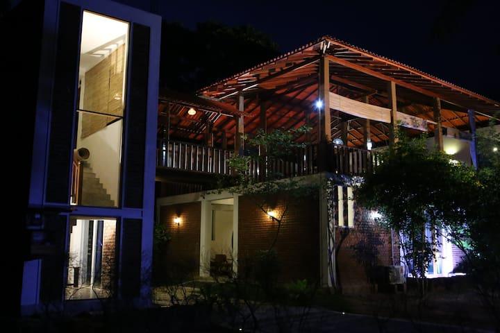 The Place Where You Meet Nature - Tissamaharama - Villa