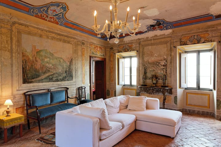 Olgiati's House - Poggio Catino - Huis