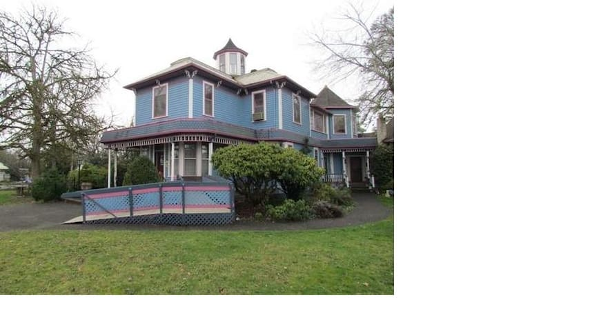 Gardner House Cafe' and BNB - Stayton - Bed & Breakfast
